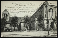 Ancienne et Nouvelle Eglise 92 Clichy
