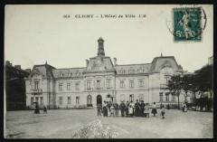 L'Hôtel de Ville 92 Clichy
