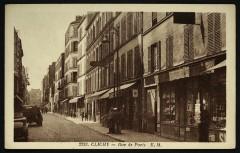 Rue de Paris 92 Clichy