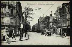 Boulevard Jean-Jaurès - Clichy