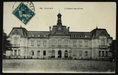 L'Hôtel-de-Ville 92 Clichy