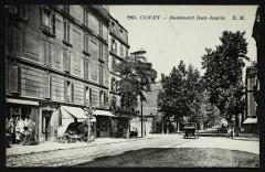 Boulevard Jean-Jaurès 92 Clichy