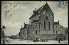 La Chapelle de la Rue d'Alsace 92 Clichy