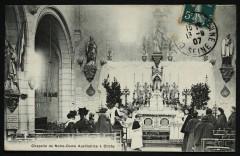Chapelle de Notre-Dame Auxiliatrice 92 Clichy