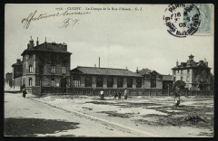Le Groupe de la Rue d'Alsace - Clichy