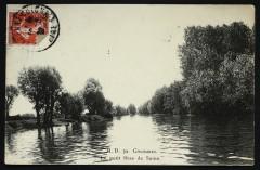 Le petit Bras de la Seine - Colombes