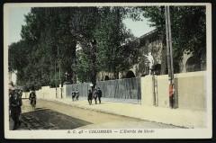 L'Entrée du Stade - Colombes