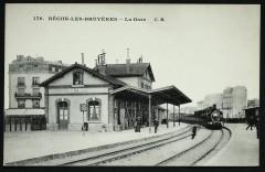 Bécon-lès-Bruyères - La Gare - Asnières-sur-Seine