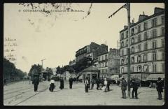 Avenue de la Défense - Courbevoie