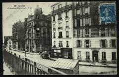 Bécon - l'Avenue Chevreul 92 Asnières-sur-Seine