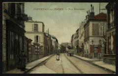 Rue Boucicaut - Fontenay-aux-Roses