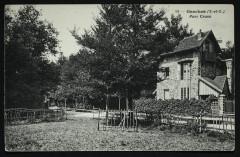 Parc Craon - Garches