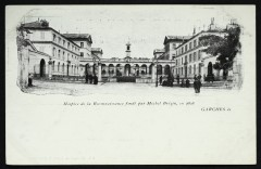 Hospice de la Reconnaissance fondé par Michel Brézin en 1828 - Garches