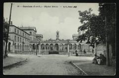 Hôpital Brézin - Garches