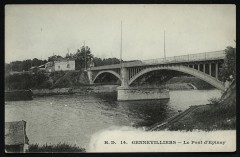 Le Pont d'Epinay - Gennevilliers