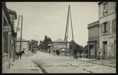 Le Pont de Villeneuve la Garenne - Villeneuve-la-Garenne