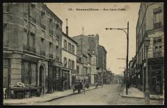 Rue Saint-Denis - Gennevilliers