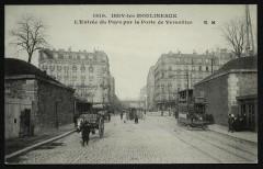 L'Entrée du Pays par la Porte de versailles - Paris 15e