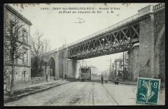 Route d'Issy et Pont du Chemin de Fer - Issy-les-Moulineaux