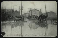 Rue Rouget-de-L'Isle - Issy-les-Moulineaux