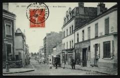 Rue Danton - Issy-les-Moulineaux