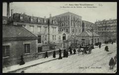 La Manufacture de Tabac, rue Ernest-Renan - Issy-les-Moulineaux
