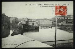 L'inondation - Blanchisserie de Grenelle et Rue Camille-Desmoulins - Issy-les-Moulineaux