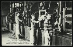 La Manufacture des Tabacs - Les machines à hacher le Tabac - Issy-les-Moulineaux
