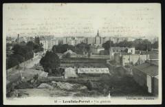Vue générale - Levallois-Perret