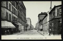 Rue Gravel et les Ecoles - Levallois-Perret