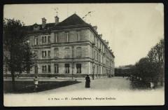 Hospice Grefhule - Levallois-Perret