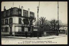 A. Guillon et Cie, Fourniture pour Eglises, 55 rue de Cormeille - Levallois-Perret