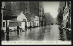 Rue Fazillau - Levallois-Perret