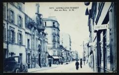 Rue des Arts - Levallois-Perret