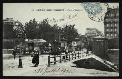 Porte d'Asnières - Paris 17e