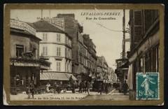 Rue de Courcelles - Levallois-Perret