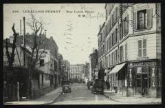 Rue Louis Blanc - Levallois-Perret