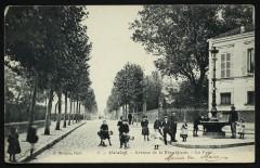 Avenue de la République - Parc - Malakoff