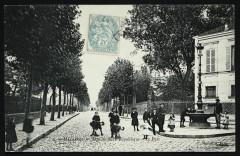 Avenue de la République - Le Parc - Malakoff
