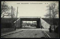 Le Pont de la Vallée - Malakoff