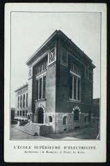 L'Ecole Supérieure d'Electricité - Malakoff