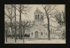 L'Eglise - Marnes-la-Coquette