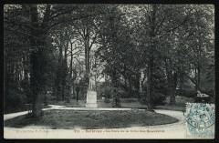 Bellevue - Le Parc de la villa des Souvenirs - Meudon