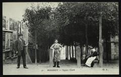 Square Conté - Meudon