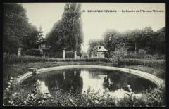 Bellevue - Le Bassin de l'Avenue Mélanie - Meudon