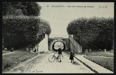 Bellevue - Vue des Dames de France - Meudon