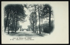 Bellevue - Avenue Mélanie - Meudon