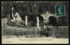 Bellevue - Ruine de la Glacière de Mme de Pompadour - Meudon