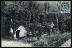 Bellevue - Ruines du Château de Mme de Pompadour - Meudon