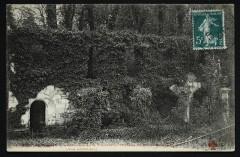 Bellevue - Les Ruines de la Glacière du Château de Mme de Pompadour (Vue artistique) - Meudon